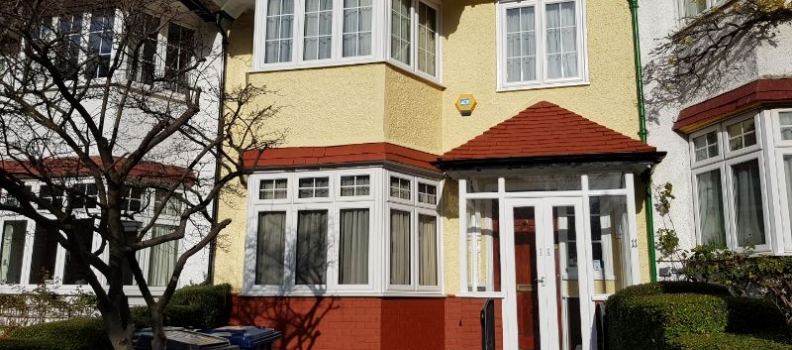 Exterior House – Finchley – London